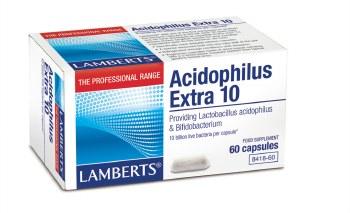 Acidophilus Extra 10 60s