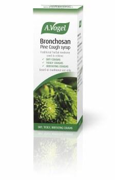 Bronchosan - Pine Cough Syrup