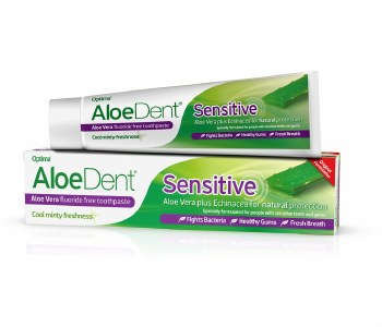 Aloe Vera Sensitive Toothpaste