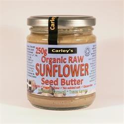Org Raw Sunflower Seed Butter