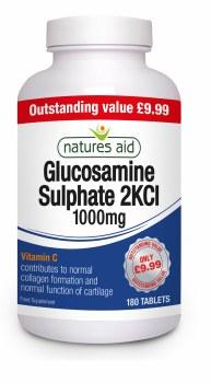 Gluc Sulphate 1000mg 180s