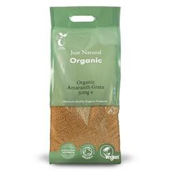 Organic Amaranth Grain