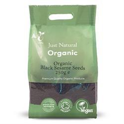 Organic Black Sesame Seeds
