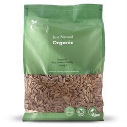 Organic Sunflower Seeds 1kg