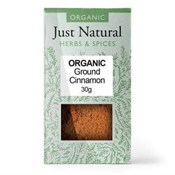Org Cinnamon Ground