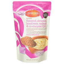 Milled Flaxseed Nuts & Q10 Mix