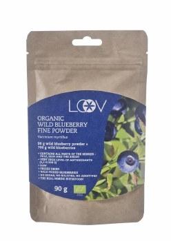Org Wild Blueberry Powder