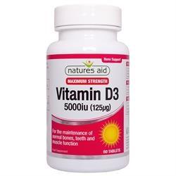 Vitamin D3 5000iu