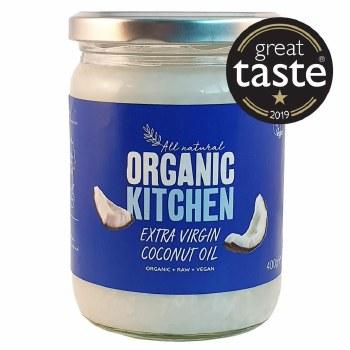 Organic Kitchen Coconut Oil