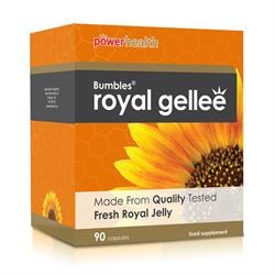 Bumbles Royal Gellee 500mg 90s