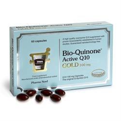 Bio-Quinone Q10 Gold 100mg 60s