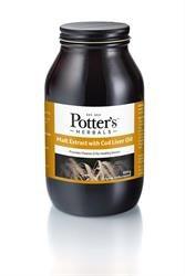 Malt Extract Cod Liver Oil