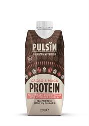 Cacao & Maca RTD Protein Shake