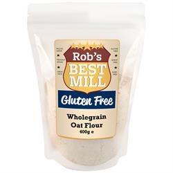 GF Wholegrain Oat Flour