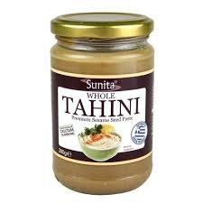 Org Whole Tahini