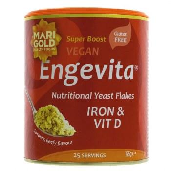 Engevita Iron & Vit D