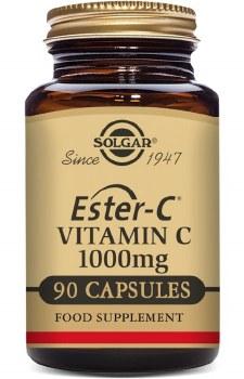 Ester-C1g Vitamin C 90 caps