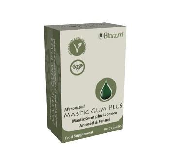 Micronised Mastic Gum