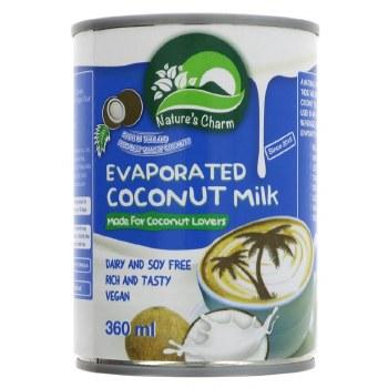 Nat Charm Evaporated Coc Milk