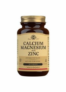 Calcium Magnesium  Zinc 250s