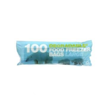 D2w Large Freezer Bags 100