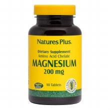 MAGNESIUM 200 MG TAB 90