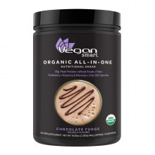 Vegan Smart Choc Fudge 546g