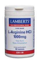 L-ARGININE HCl 1000mg