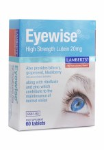 Eyewise (Lutein) 20mg