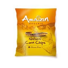 Org Natural Corn Chips