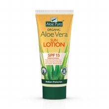 Aloe Vera Sun Lotion Spf 15