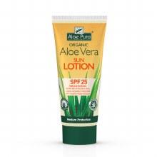 Aloe Vera Sun Lotion Spf 25