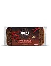 Org Amaranth Quinoa Rye Bread