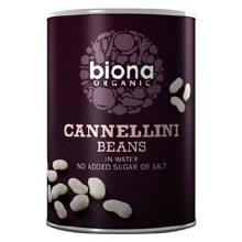 Org Cannellini Beans