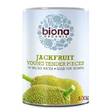 Biona Jackfruit In Salted Wat