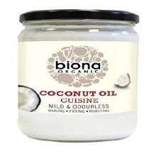 Org Odourless Coconut Oil