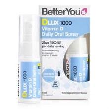 D Lux 1000 Oral Vit D3 Spray