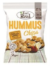 Eat Real Humus Chip Lem/Chilli