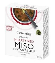 Miso Soup Hearty Red + Sea Veg