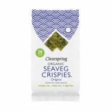 Clearspring Seaveg Crispies
