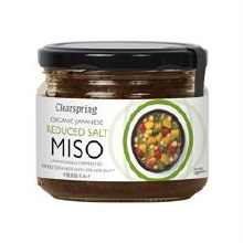 Og Japanese Reduced Salt Miso