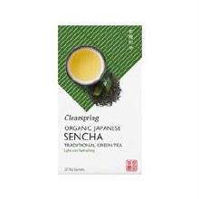 Org Japanese Sencha Tea Bags