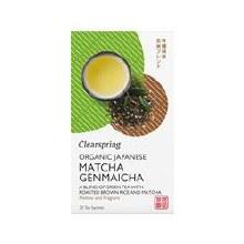 Org Jap Matcha Genmaicha