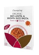 Org GF Red Lentil Brn Rice Pas