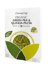 Org GF Green Pea & Quinoa Past