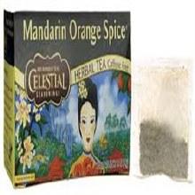 Mandarin Orange Spice Tea