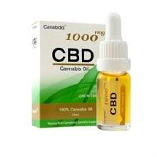 Canabidol CBD Oil 1000mg 10ml