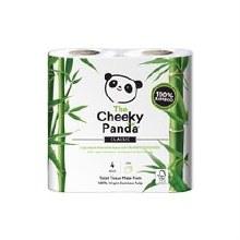 Bamboo Toilet Tissue x4