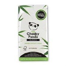 Bamboo Pocket Tissues Single