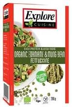 Edamame & Mung Bean Fettuccine
